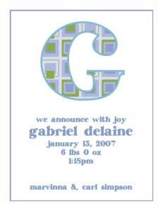 gabriel delaine announcement
