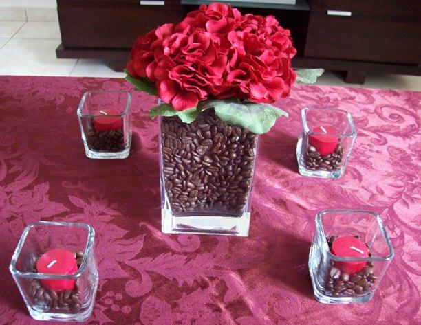 Coffee Centerpiece 300x231