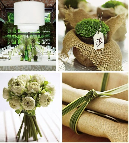 It's Theme Time Again!! – Colors – Green Wedding | Platinum