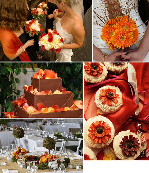 Fall Wedding Decoration Ideas On A Budget: Platinum Invitations & Stationery