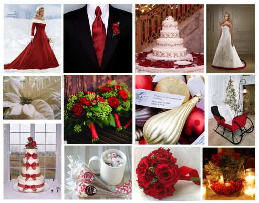 2012 Wedding Colors ~~ Winter Weddings 101 | Platinum Invitations