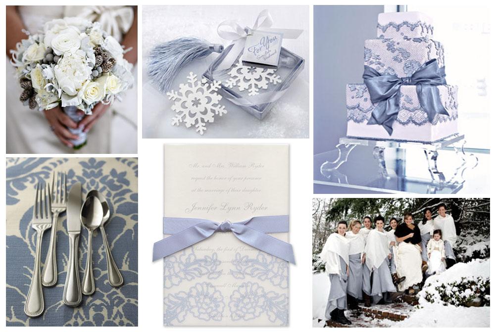 Color Weddings Platinum Invitations Stationery